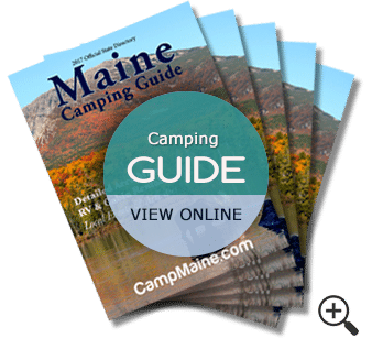 campmaine camping guide-homepage