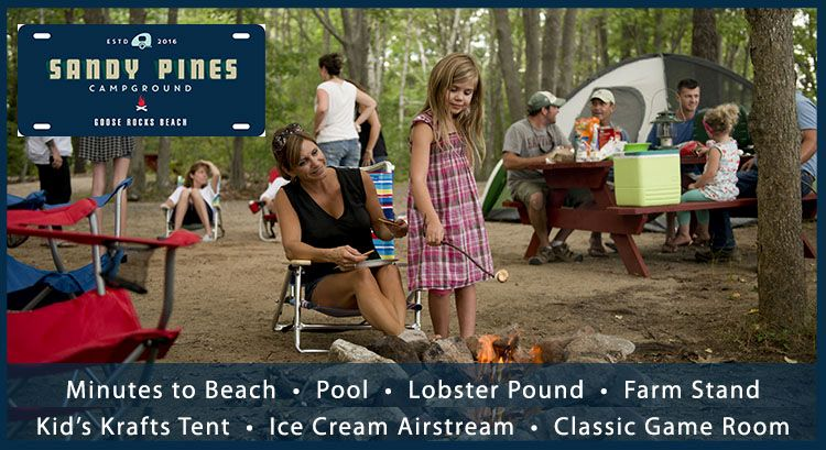 Sandy Pines Campground